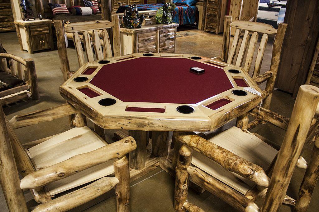 Aspen Liquid Glass Amp Felt Poker Table Interested In This