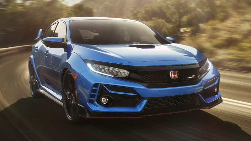 Icymi 2020 Honda Civic Type R Gets A Slew Of Updates In 2020 Honda Civic Type R Honda Civic Honda Type R