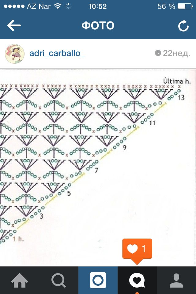 Pin de Rosa Goicoechea en Punto-Ganchillo | Pinterest | Chal ...