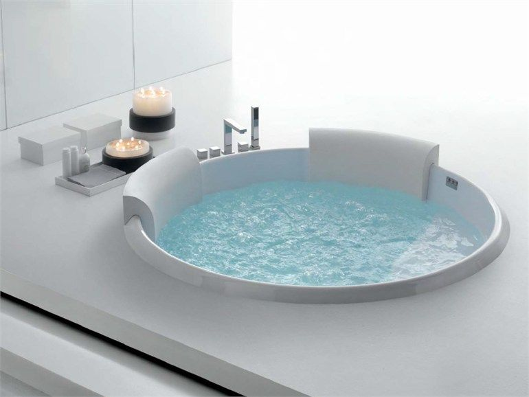 Whirlpool Built-In Bathtub BOLLA 160 by HAFRO //bit. ly/ zcPoRO ...