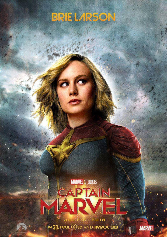 Captain Marvel Wallpaper 10 Captain Marvel Pinterest Peliculas