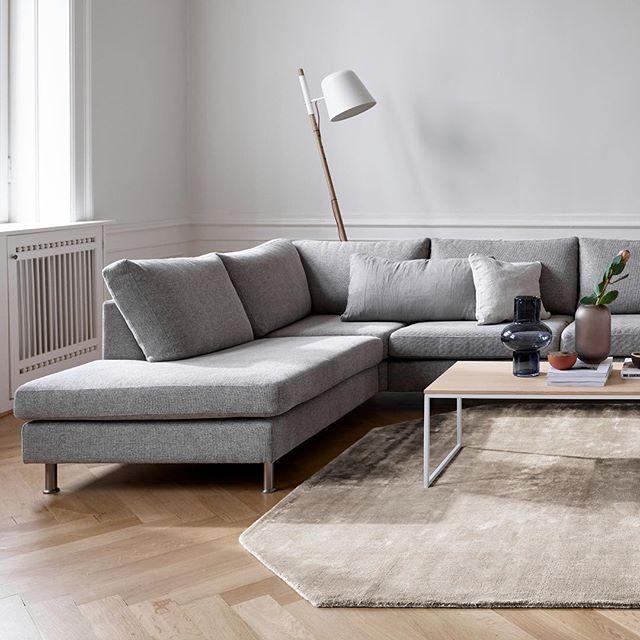 Awesome Living Space With Carmo Sofa Phot Sofa