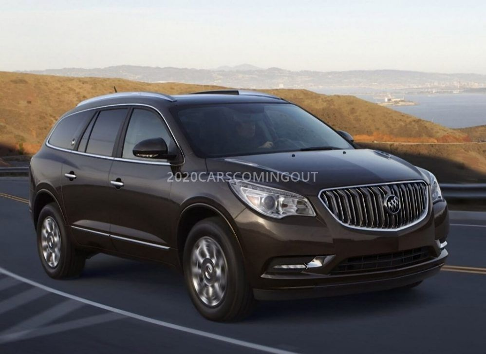 2020 Buick Enclave Review Redesign Release Date Price Engine Photos