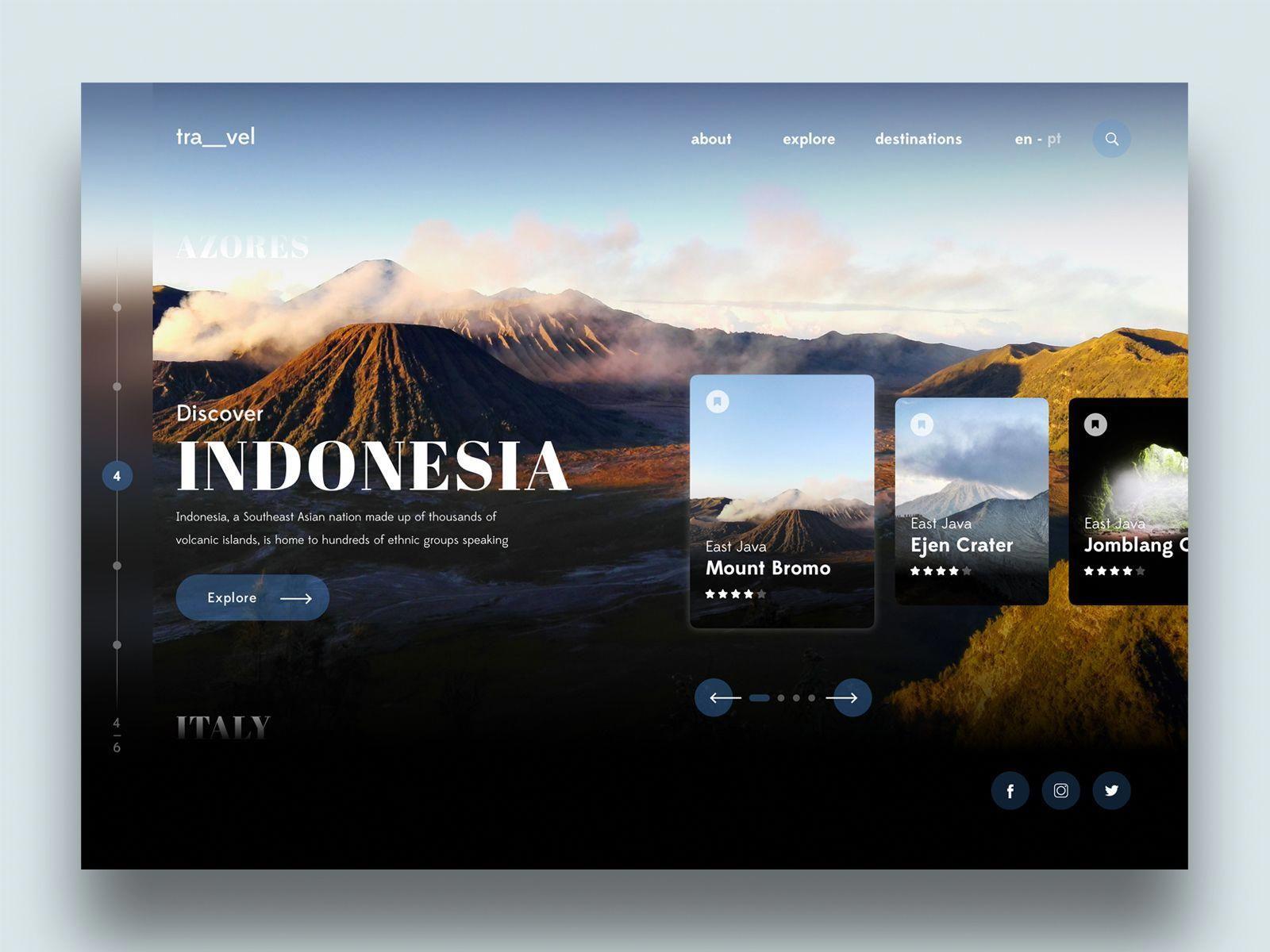 Indo 4x #TravelDesign