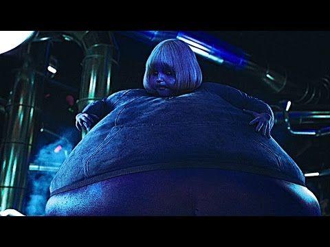 Violet Beauregarde S Inflation 1080p Youtube Chocolate