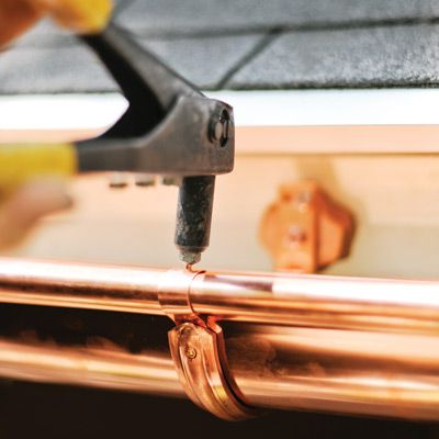 Copper Gutters Erie Pa Copper Gutters How To Install Gutters