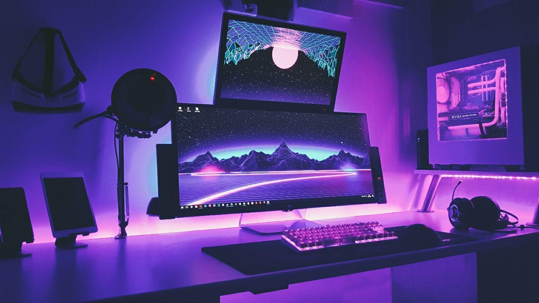 Pc Gaming Setup Discover Si Fueras Idol Imagina Tu Grupo De K Pop La Respuesta Wattpad De Todo Imagina S Gaming Room Setup Video Game Rooms Gaming Setup
