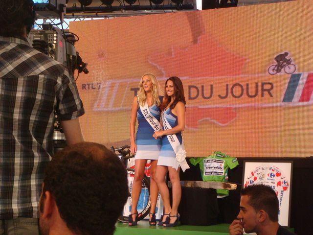 Rondemissen bij RTL7 Tour du Jour