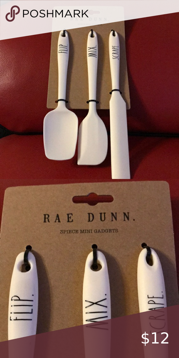 NWT Rae Dunn mini gadgets NWT Rae Dunn mini gadgets Rae Dunn Kitchen Cooking…
