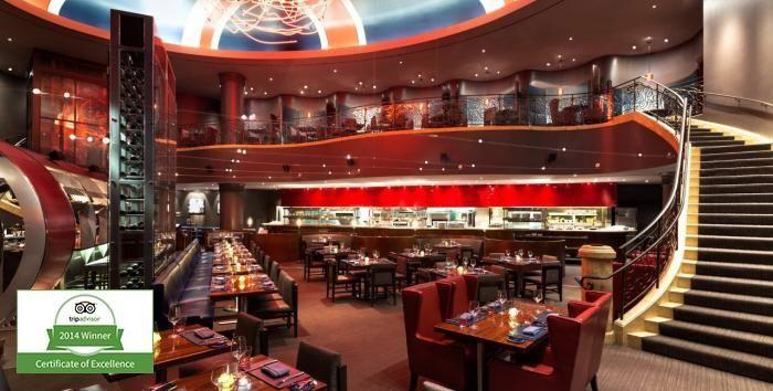 Gordon Ramsay Steak Paris Las Vegas Restaurant Las Vegas