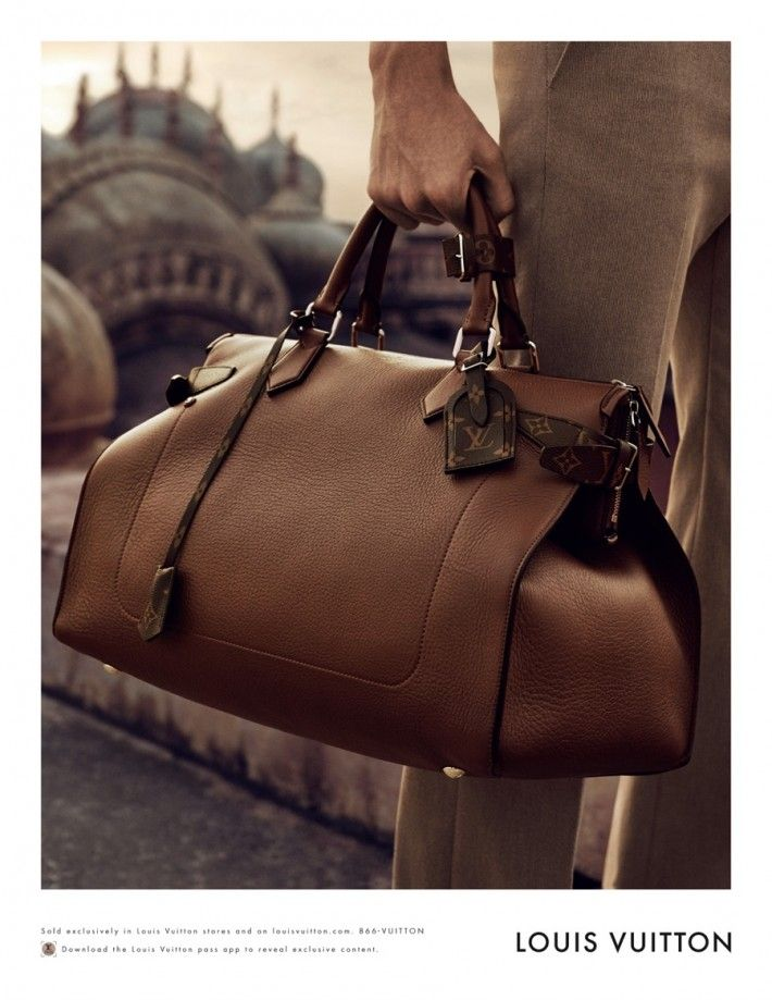 e805558ca See More Ad Images from Louis Vuittons Spring/Summer 2015 Menswear Campaign Bolsos  Para Hombre