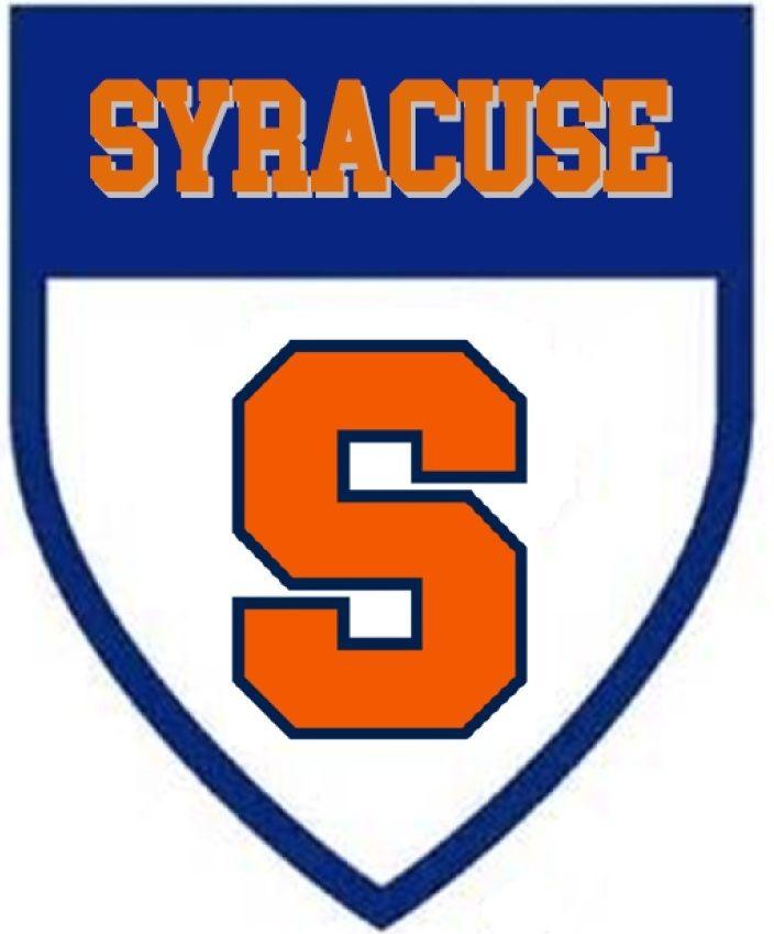 Preppy Syracuse University Orange Logo Seal Crest Preppysyracuse