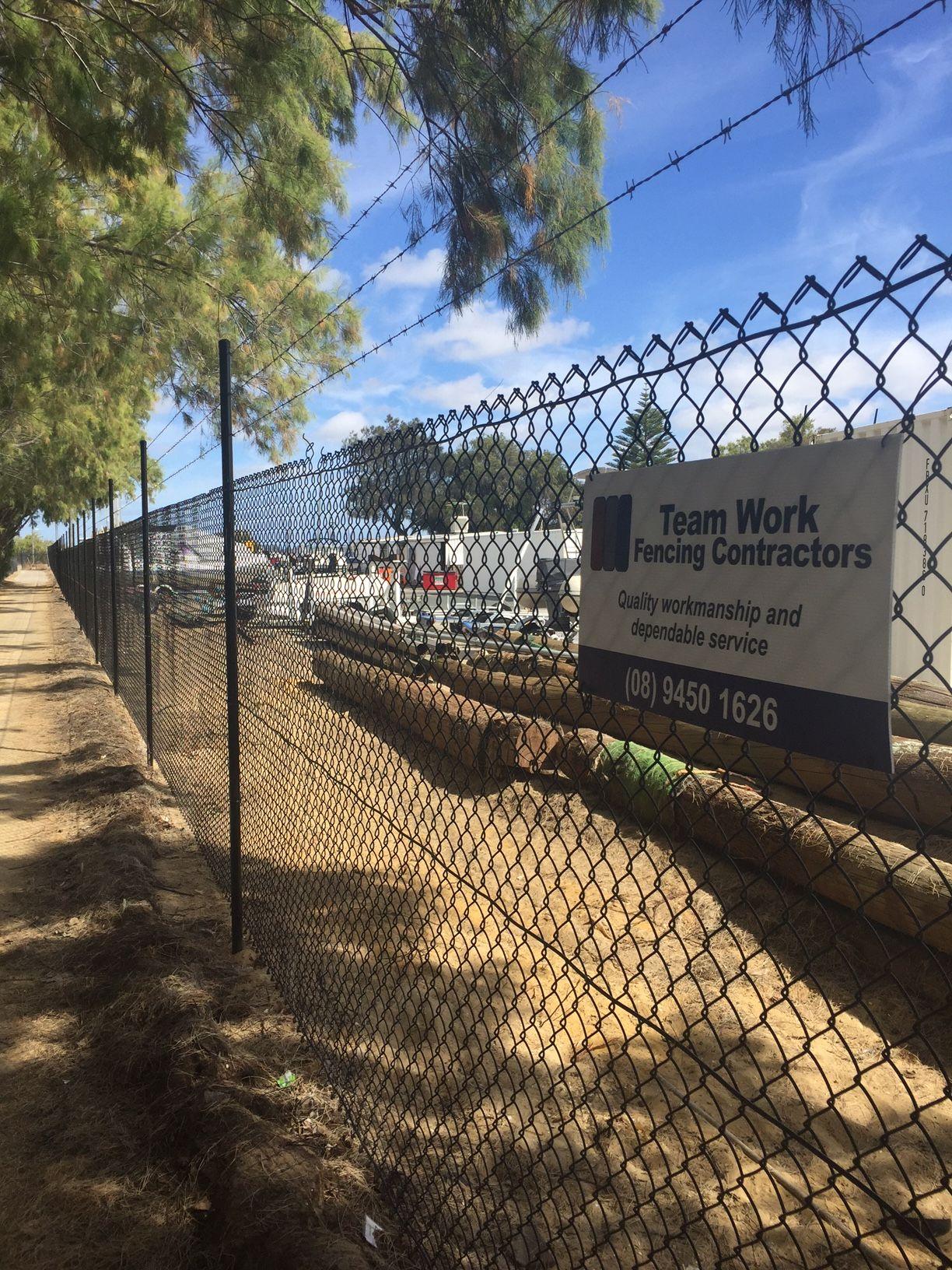 Chain Mesh Fence Perth | Chainmesh Fencing Perth & Bunbury