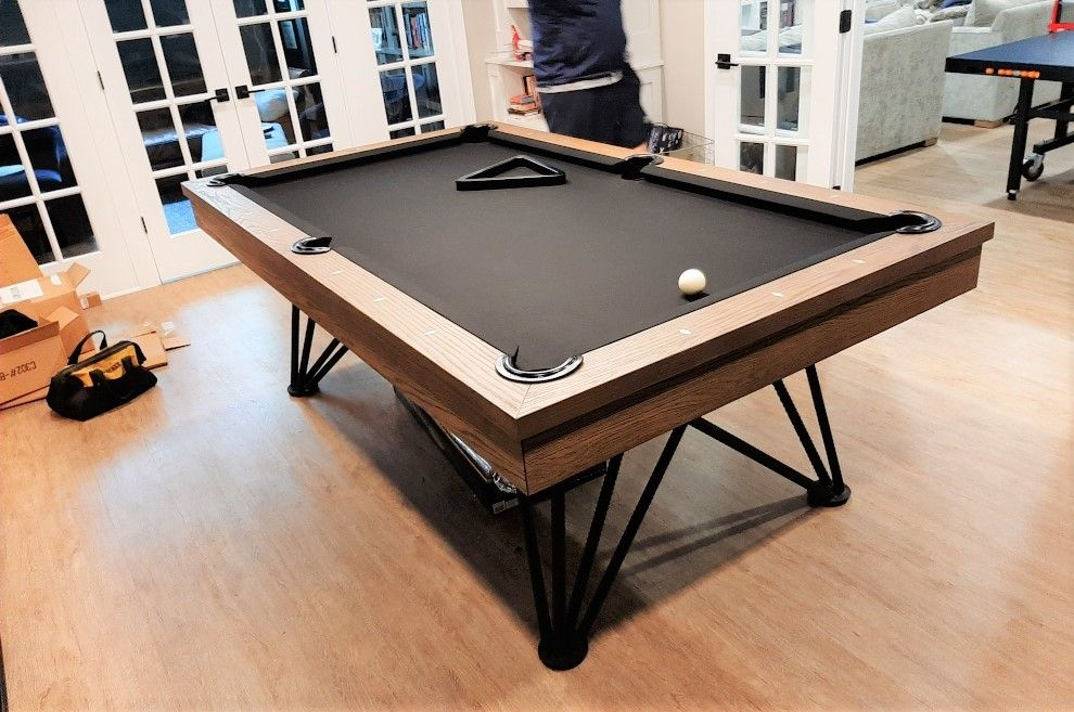 New Pool Table Installation in 2020 Pool tables for sale