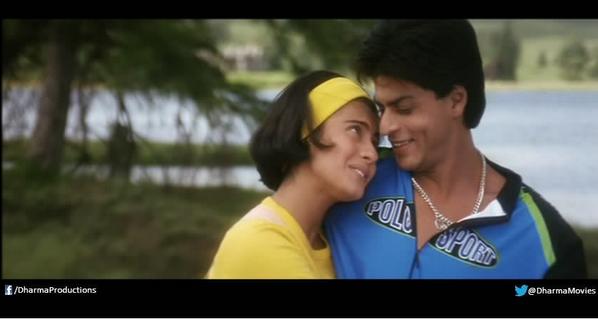 Rahul Anjali In Kuch Kuch Hota Hai Srk Kajol Pinterest