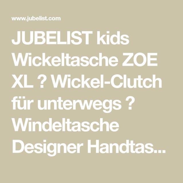 Wickeltasche Zoe Xl Wickel Clutch Fur Unterwegs Windeltasche Fur Wickelzubehor Schwarz Wickeltasche Taschen Windeltasche