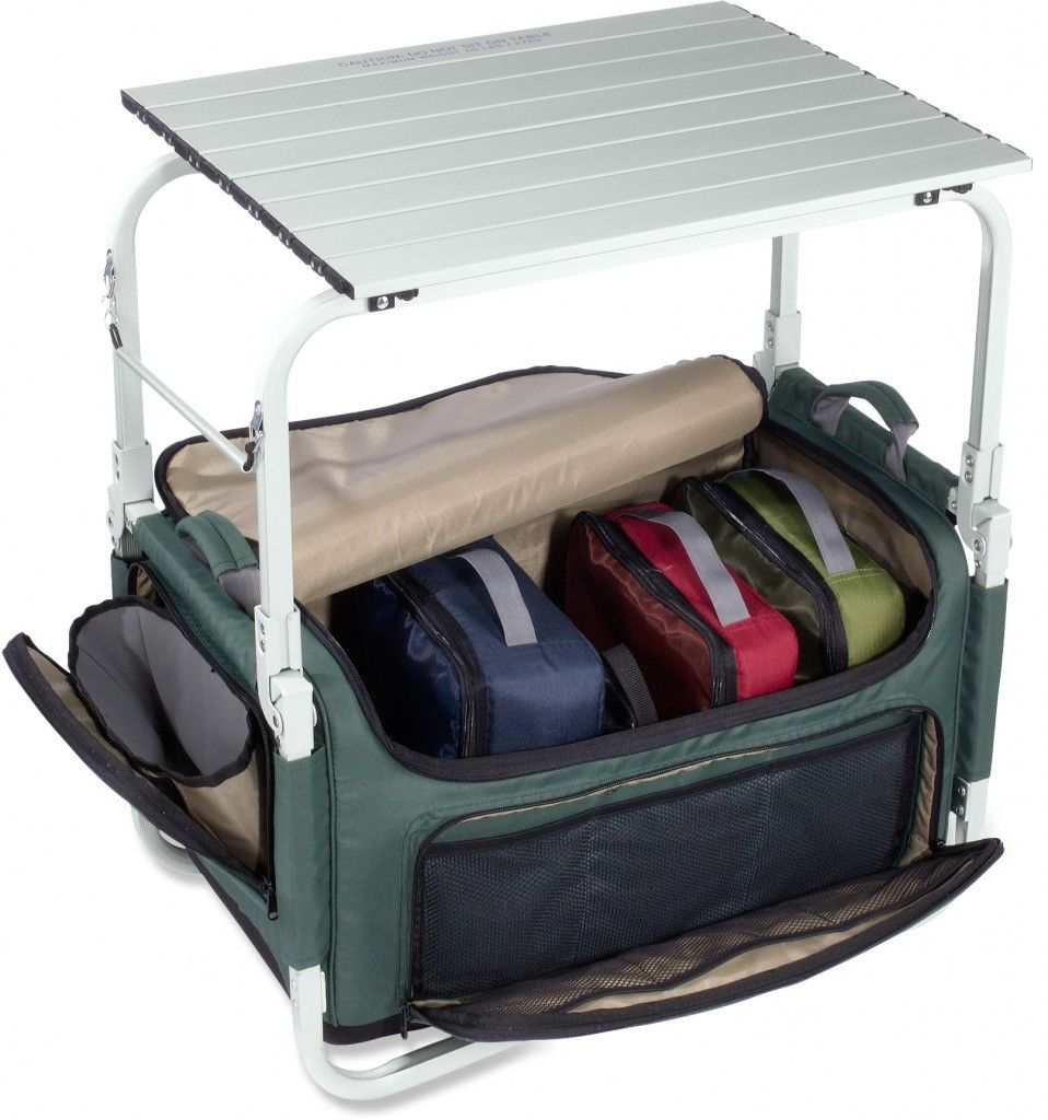 REI C& Pack-N-Prep Tote/Table (more for car c&ing)  sc 1 st  Pinterest & REI Camp Pack-N-Prep Tote/Table (more for car camping) | Hunting ...