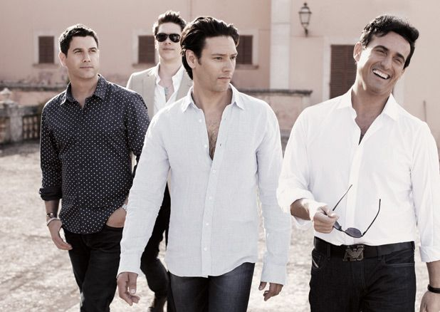 Il Divo Music Of The Night Concert Best Night Of My Life