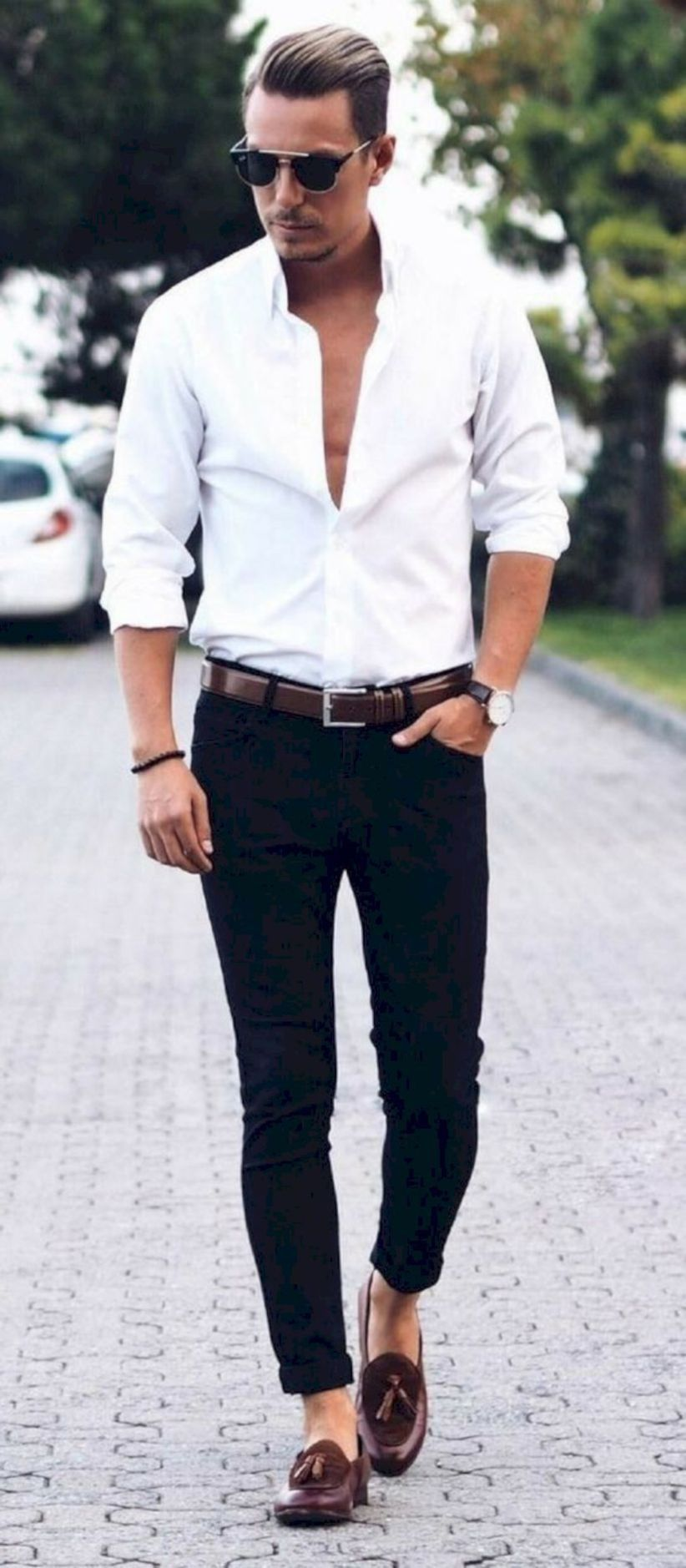 d0d4ee4b61a5 nice 49 Elegant Mens Summer Street Fashion Outfit Ideas  http   viscawedding.com