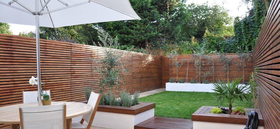 Pomysł Na Mały Ogród Garden Projekt Nowoczesnego Ogrodu