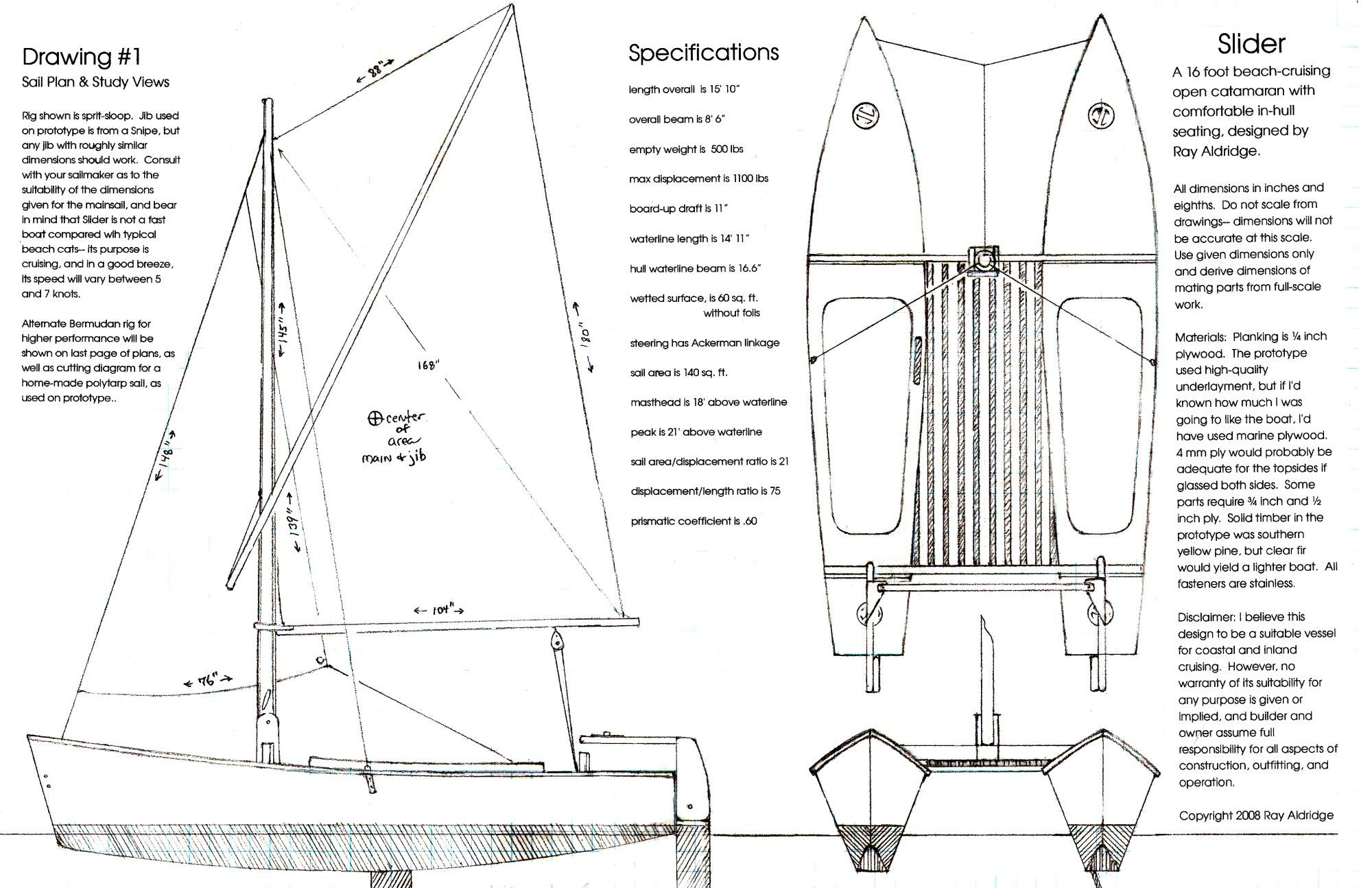Birdwing double dory catamaran | Water Craft & Boats in 2019 | Boat building, Catamaran, Wooden ...