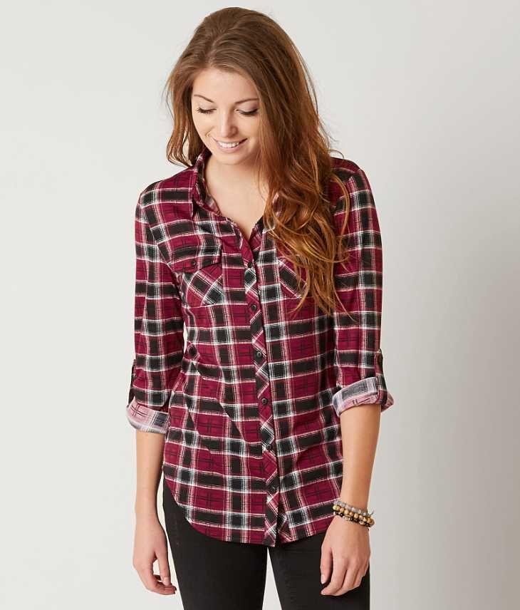 f8771f89 Daytrip Plaid Shirt | Buckle | Fall/Winter Closet | Plaid shirt ...