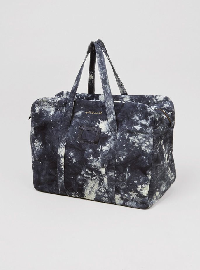 Couverture and The Garbstore - Womens - April Showers by Polder - No.3 Weekend Bag