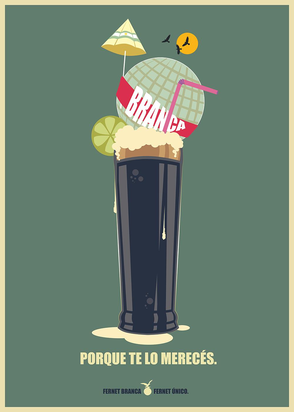 Fernet Branca | posters bebida | Pinterest | Italienische getränke ...