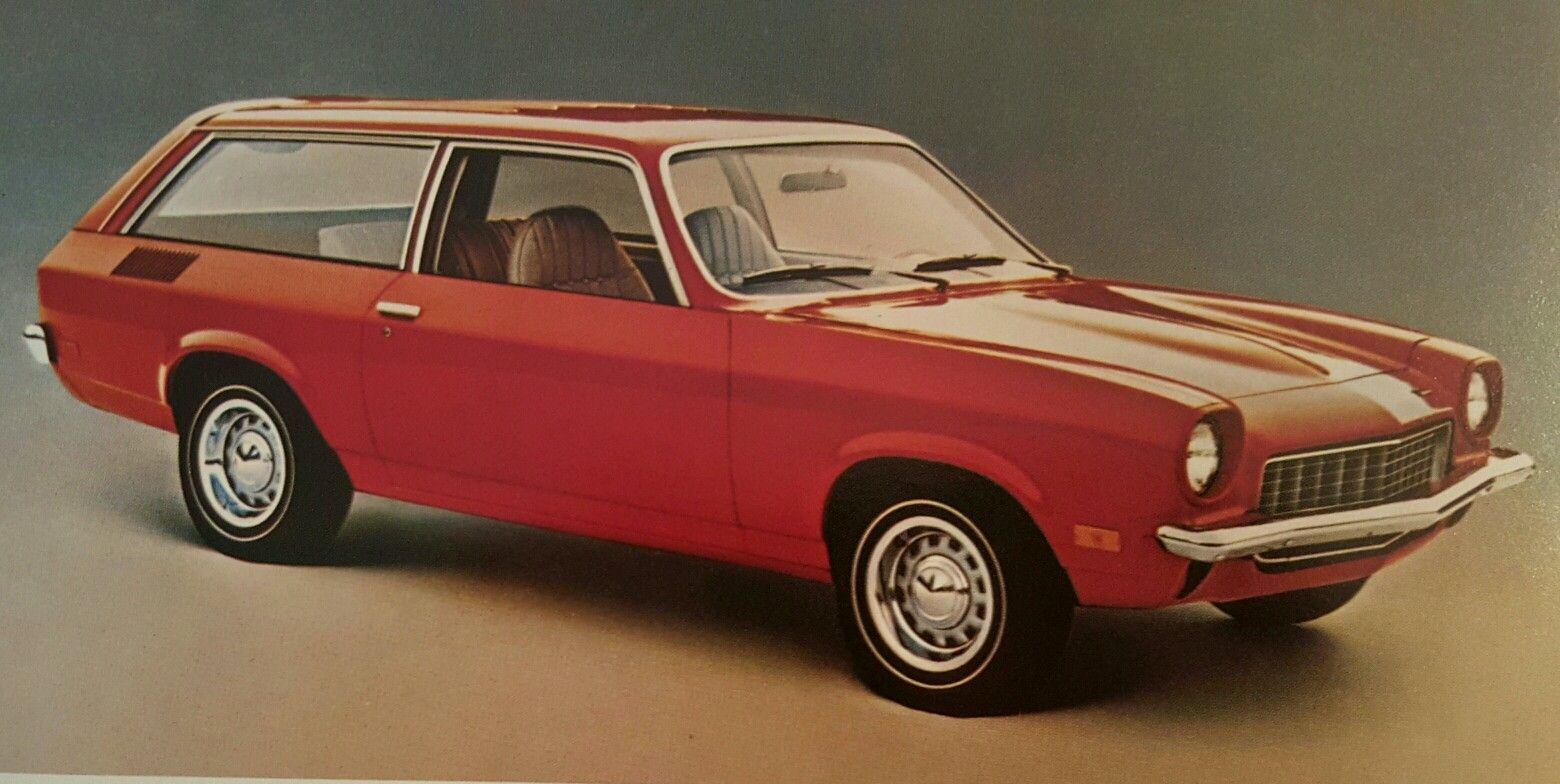 1973 Chevrolet Vega Kammback Chevrolet Vega Chevrolet Chevy