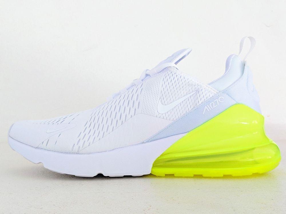 Running Nike Air Max 270 White Pack AH8050_104 Chaussures