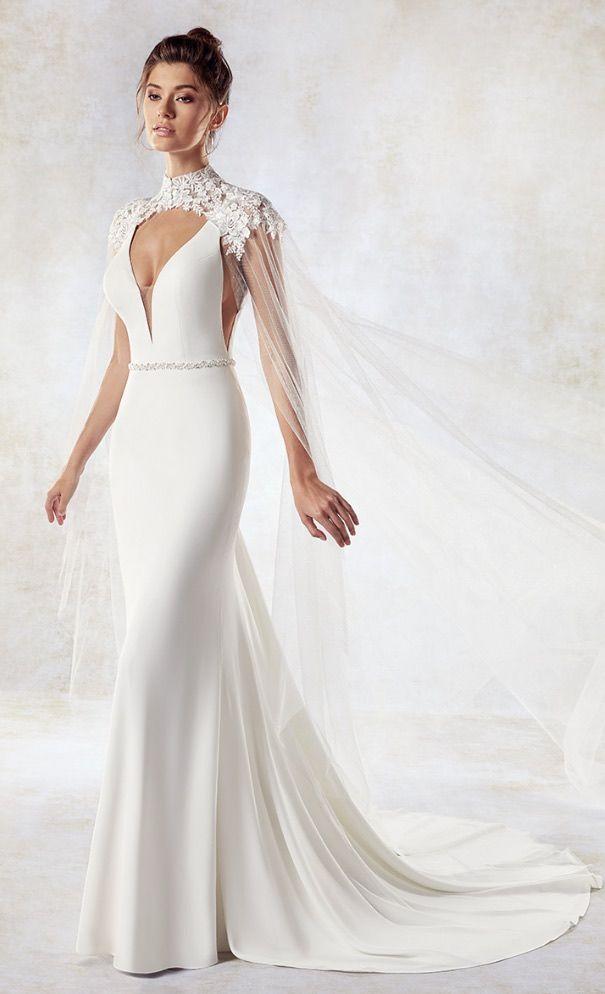 Wedding Dress Inspiration Eddy K Svatby Svatebni Saty A Saty