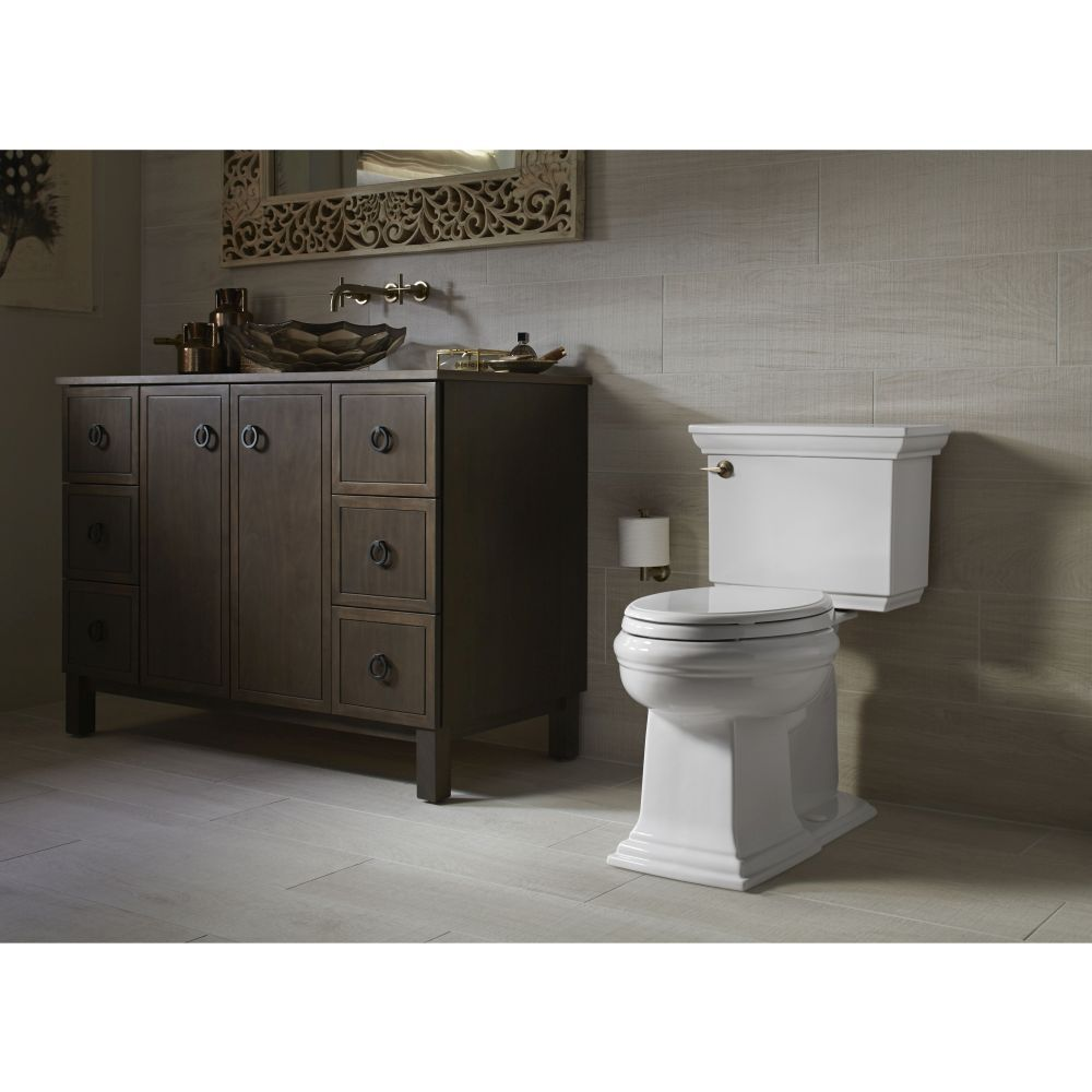 Kohler K 5626 0 Memoirs White Elongated Bowl Only Toilets