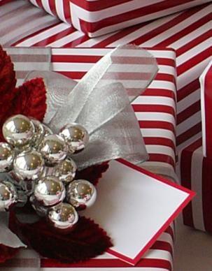 lovely gift wrap....