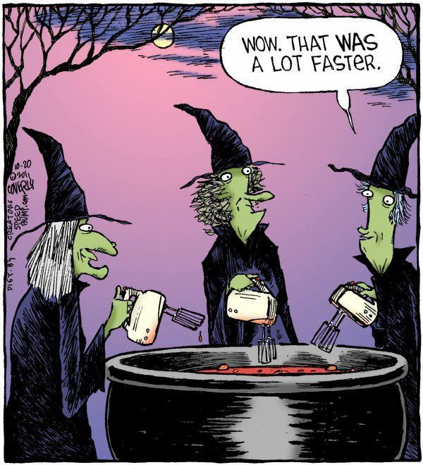 Witch Friendly Technology   The Best Funny Pictures