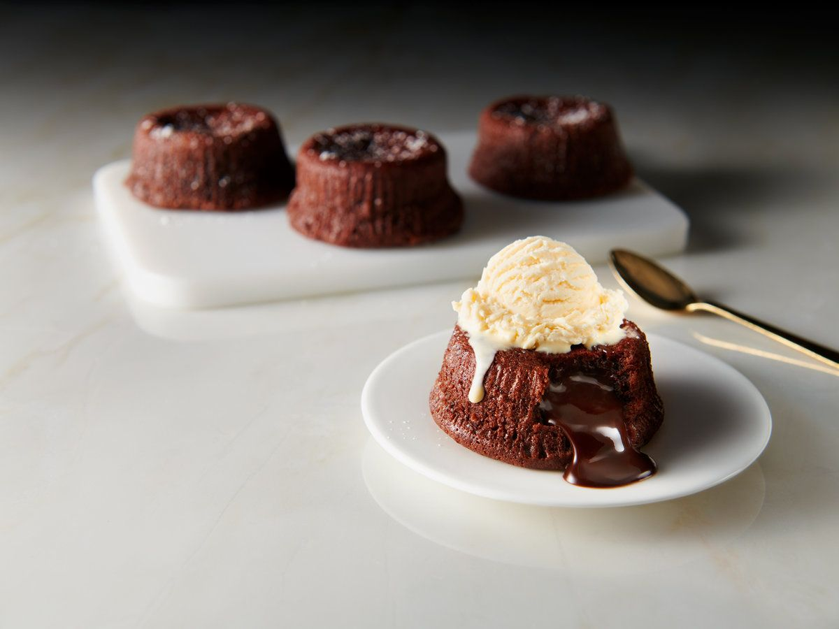 Quickly Whip Up Godiva Cakes with These New Baking Mixes from General Mills images