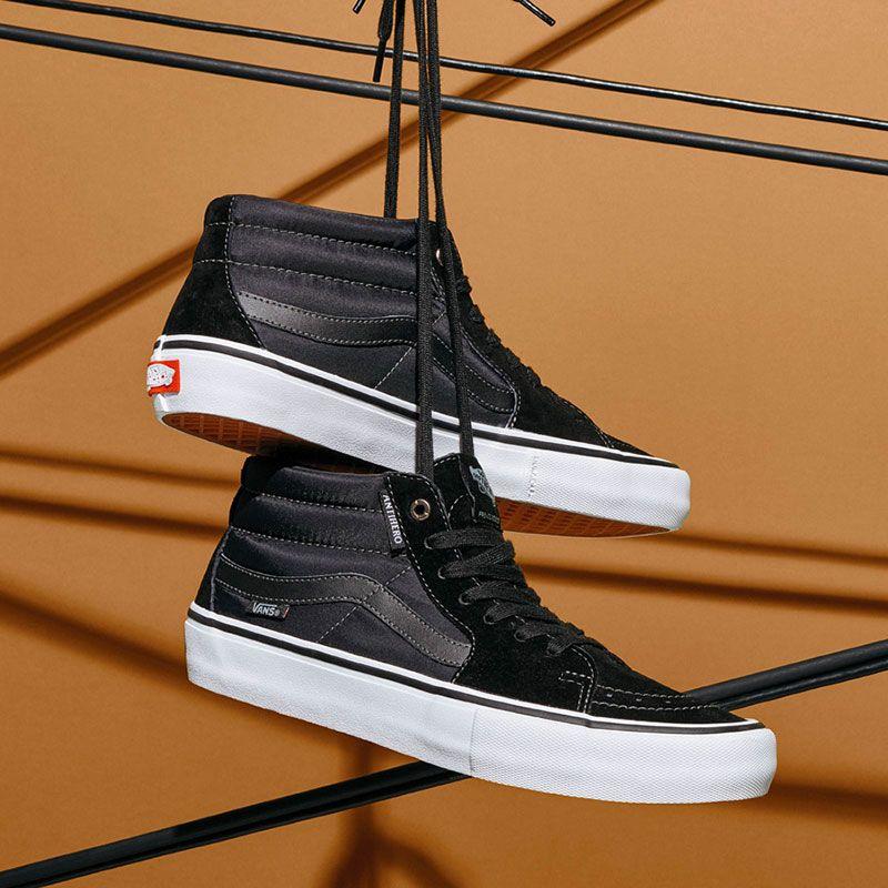 Vans, Skate shoes, Vans sk8 mid