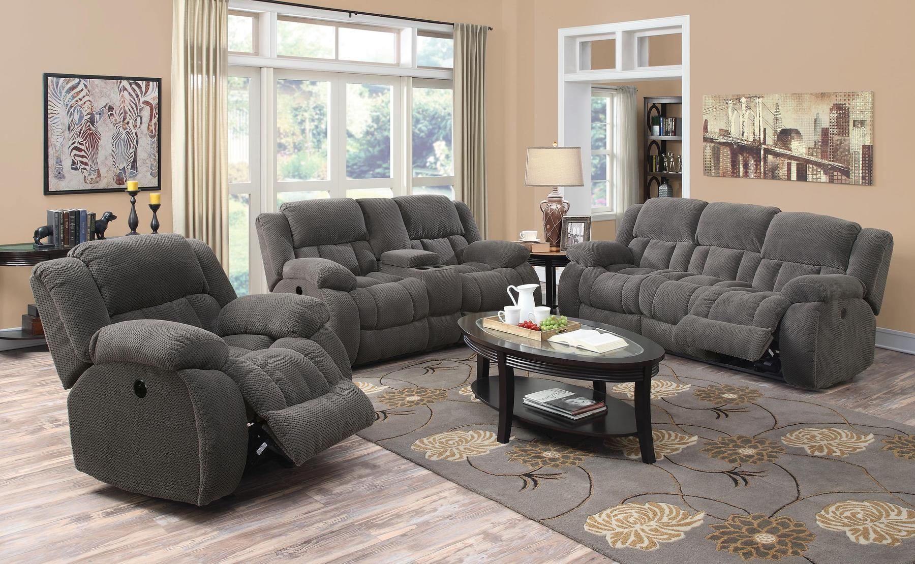 Best Weissman Gray Sofa Living Room Sets Cheap Living Room 400 x 300