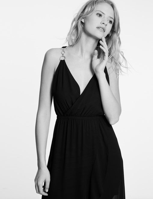 a7f16af2e3643 MY LITTLE BLACK DRESS - Morgan SS 18 - dress : 181-RANI.N | LITTLE ...