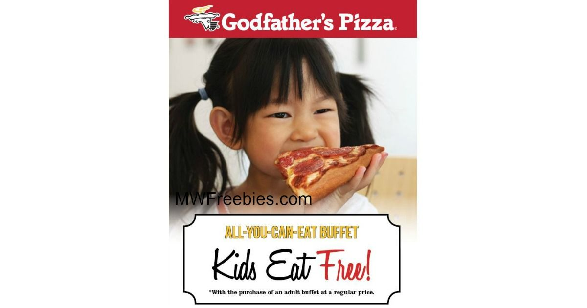 Fabulous Kids Eat Get A Free All You Can Eat Buffet Godfathers Download Free Architecture Designs Oxytwazosbritishbridgeorg