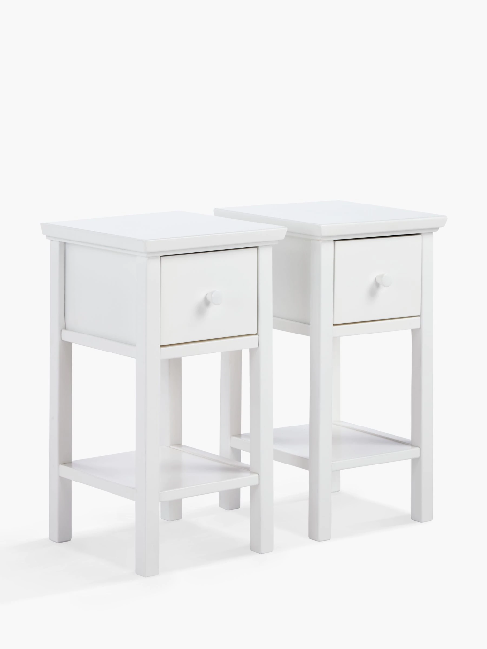Best John Lewis Partners Wilton Bedside Tables Set Of 2 400 x 300