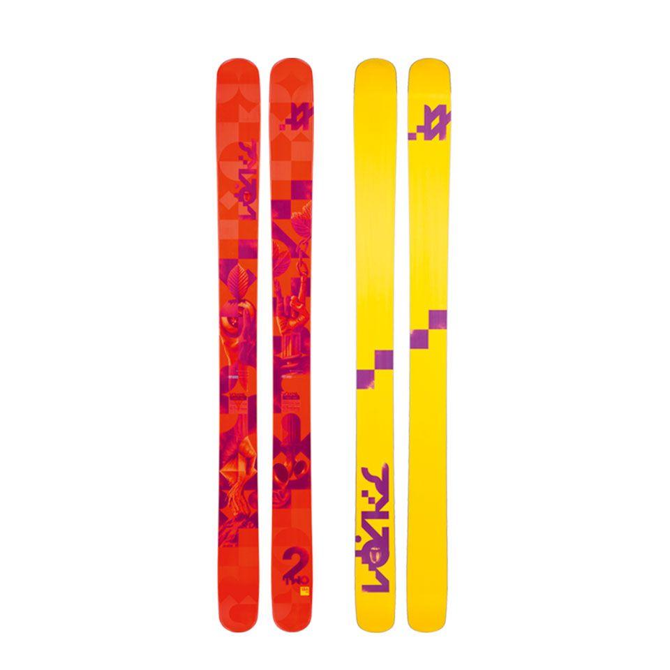 Volkl Two Ski Volkl Skiing Outdoor Store