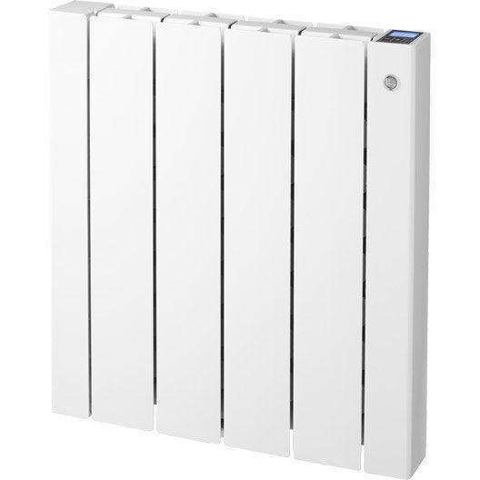radiateur lectrique inertie pierre acova soya lcd 1000 w 0 heater merlin. Black Bedroom Furniture Sets. Home Design Ideas