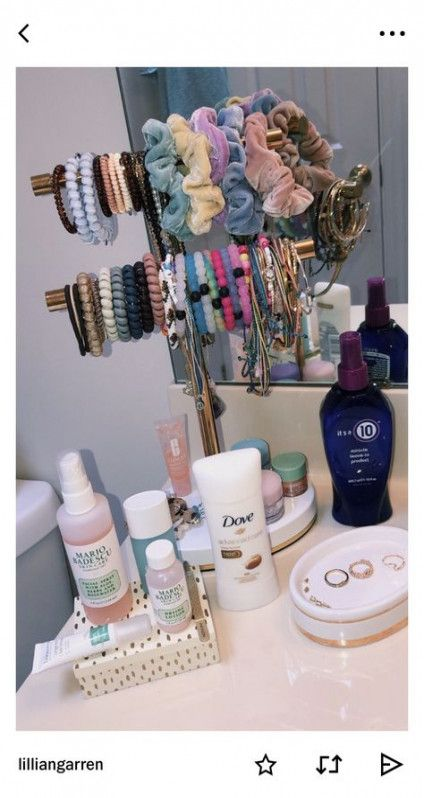 Neue Ideen für Make-up-Räume Diy Organizing Bathroom Organization 27+ Ideas