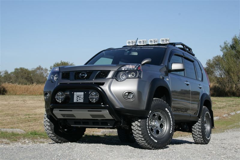 Navara Modification >> x-trail t30 MODIFIED - Google Search Más | off road | Pinterest | Nissan, 4x4 and…