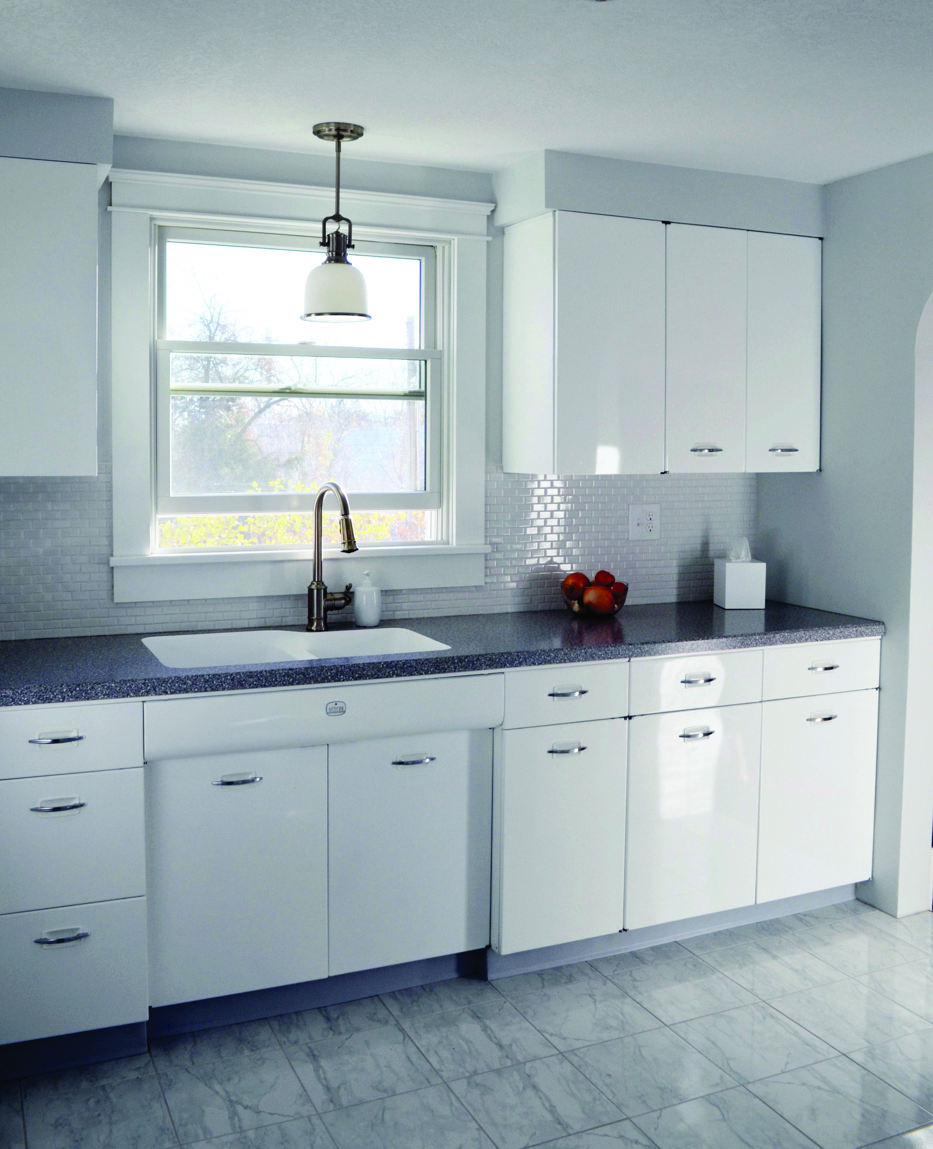 16 Metal Kitchen Cabinet Ideas (With images) | Metal ...