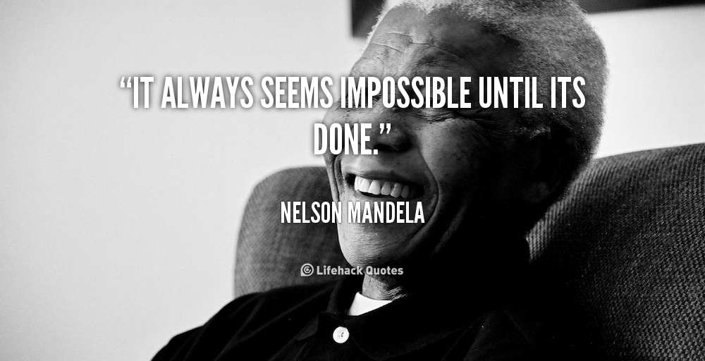 Courageous People Do Not Fear Forgiving, For The Sake Of Peace.   Nelson  Mandela At Lifehack Quotes