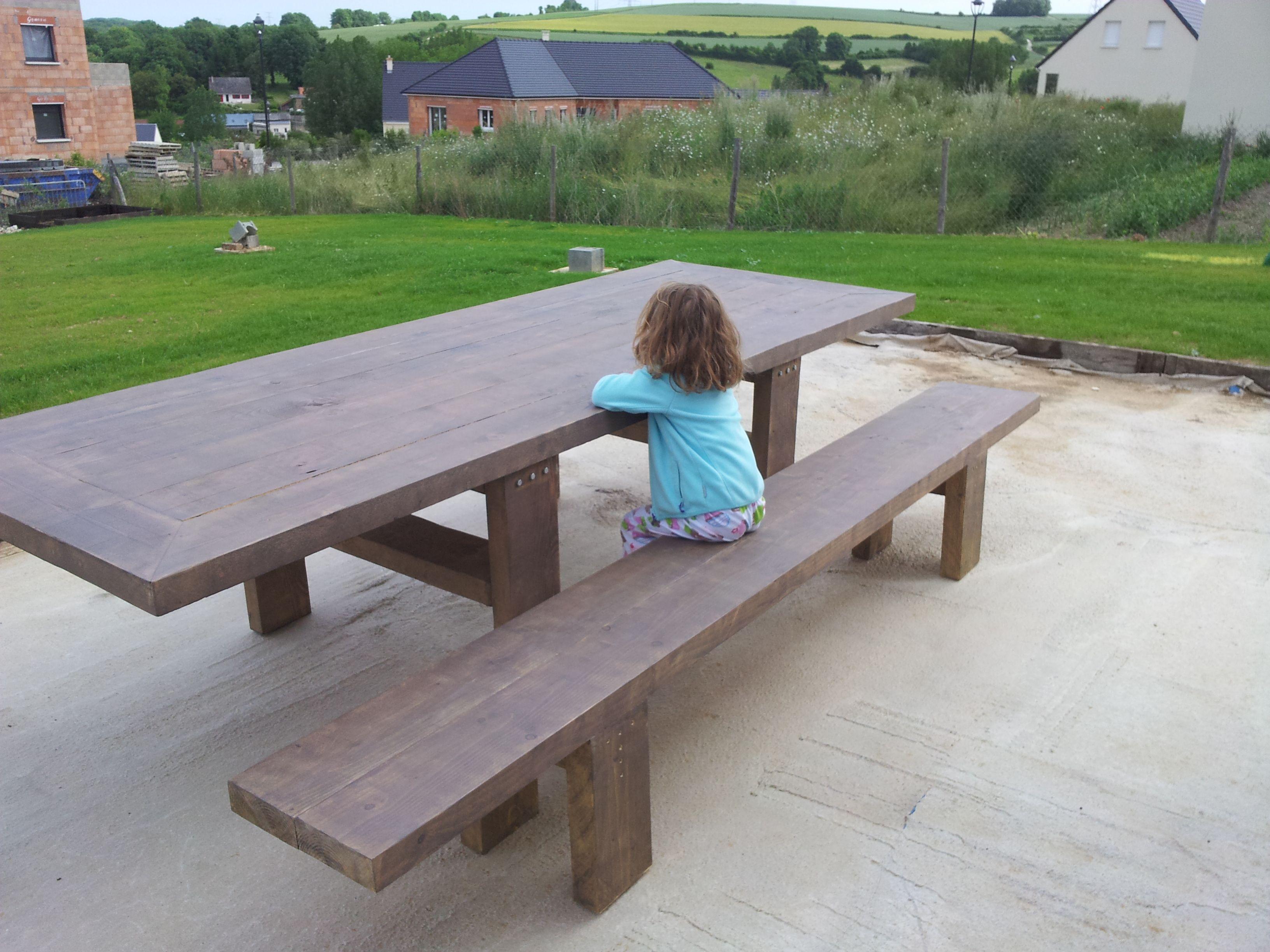 bosch diy in 2021 picnic table