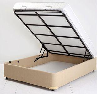 Magnificent Non Locking Bed Mechanism Pair In 2019 Diy Storage Bed Uwap Interior Chair Design Uwaporg