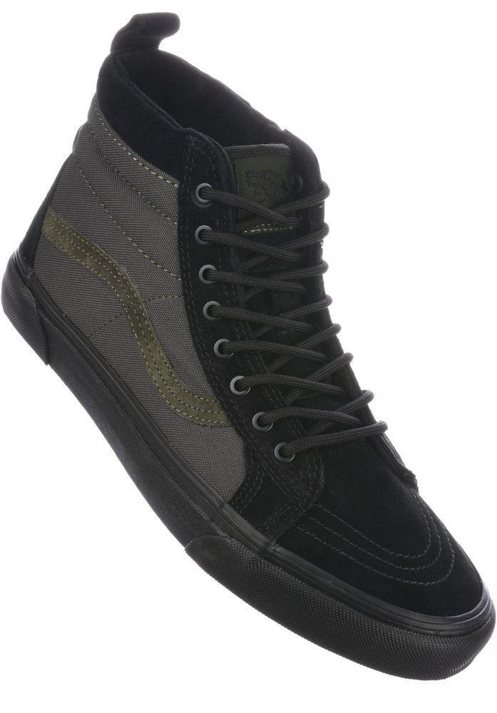 548d5f4aca Vans Hi MTE black-rosin Titus Onlineshop