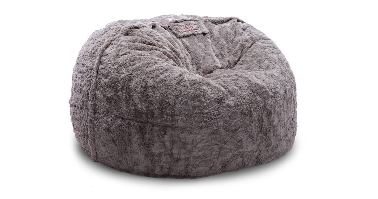 Lovesac  The Big one fits three adults comfortably. Super expensive though. fc245e8efd689
